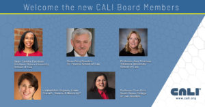 CALI Board of Director January 2021